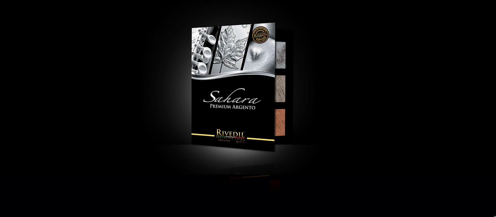Cartella Sahara Premium Argento