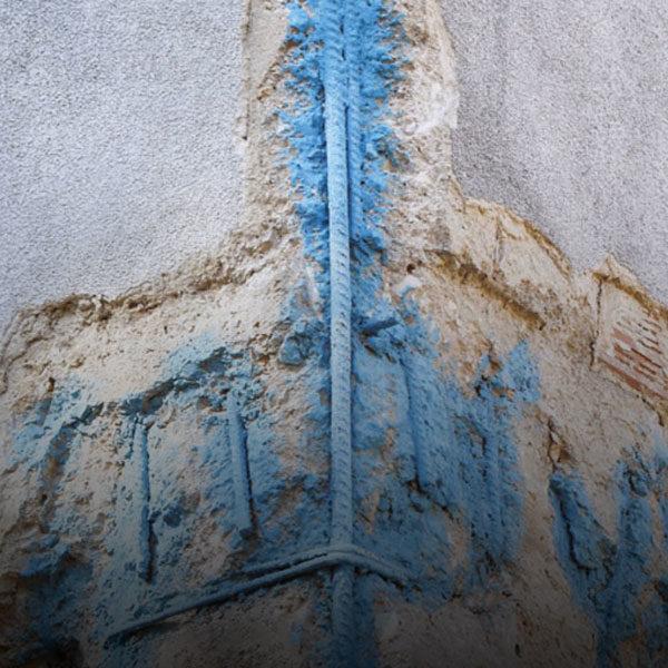 Reinforced Concrete Restoration Stahlbetonsanierung