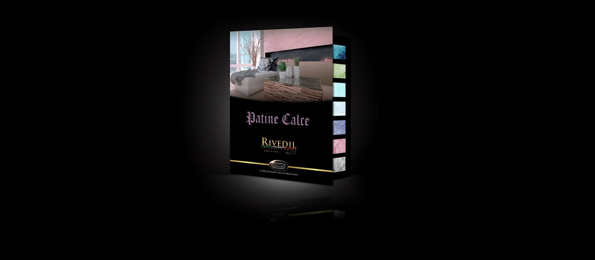 Cartella Patine Calce