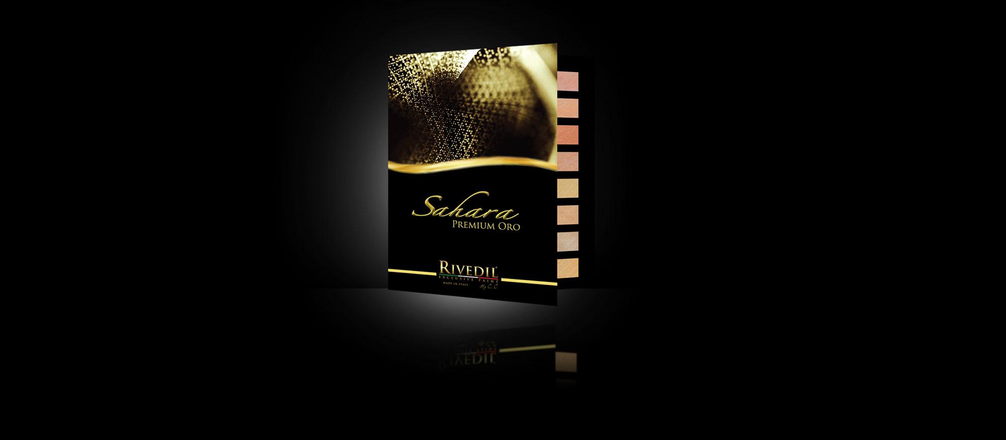 Cartella Sahara Premium Oro