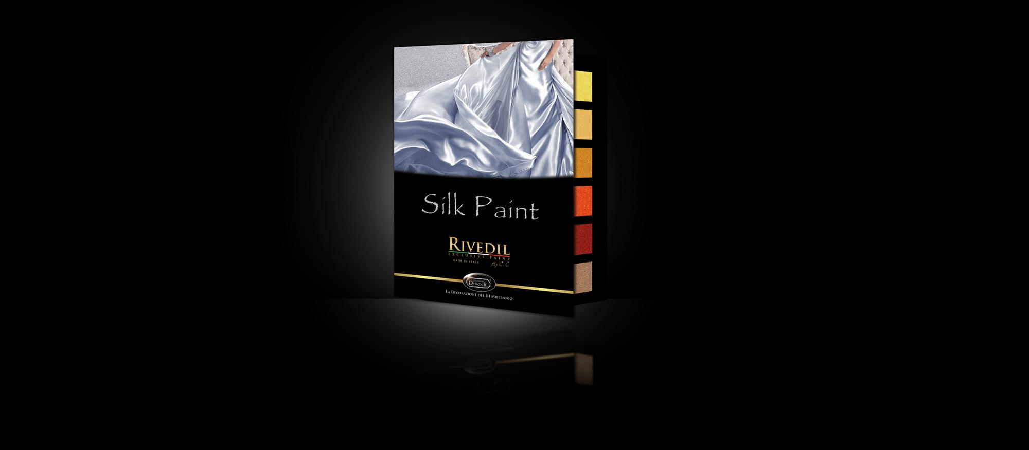 Cartella Silk Paint