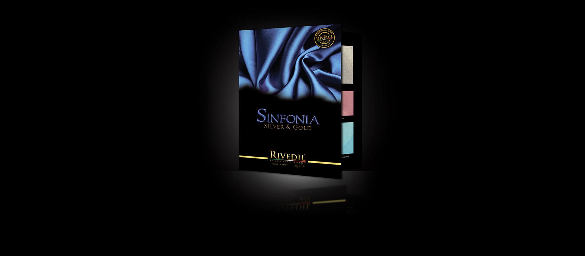 Cartella Sinfonia Silver & Gold