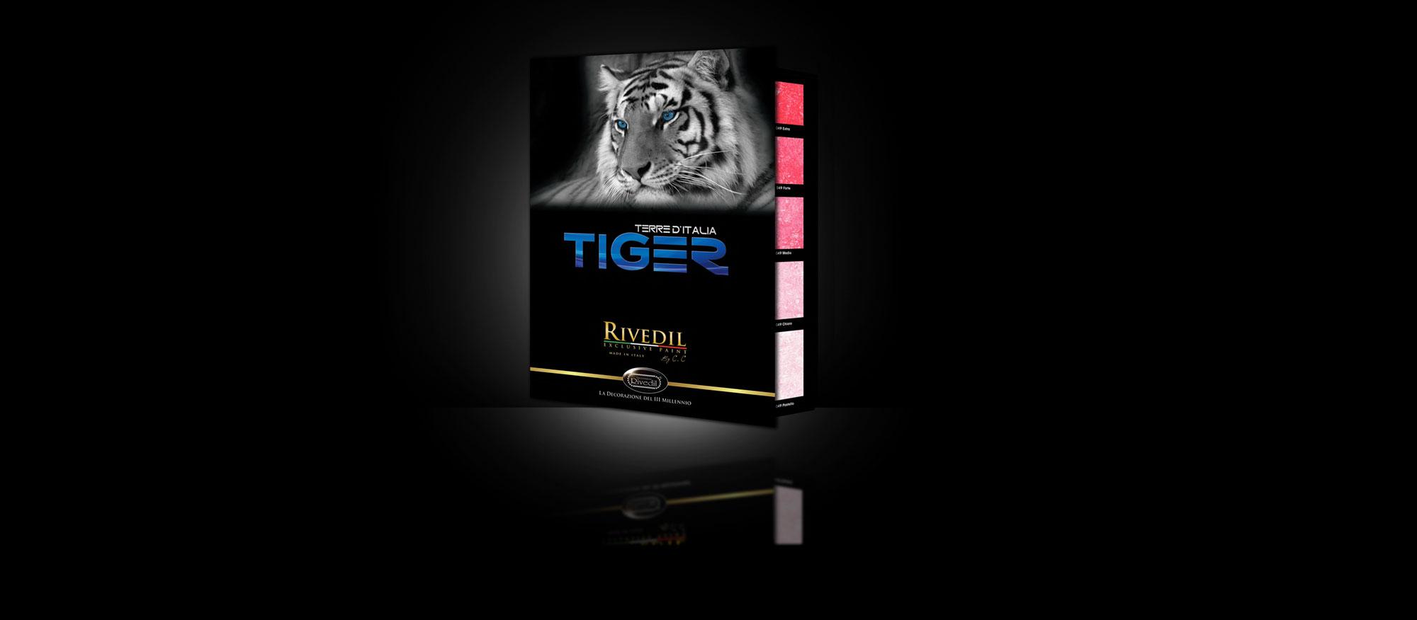Cartella Terre D'Italia Tiger