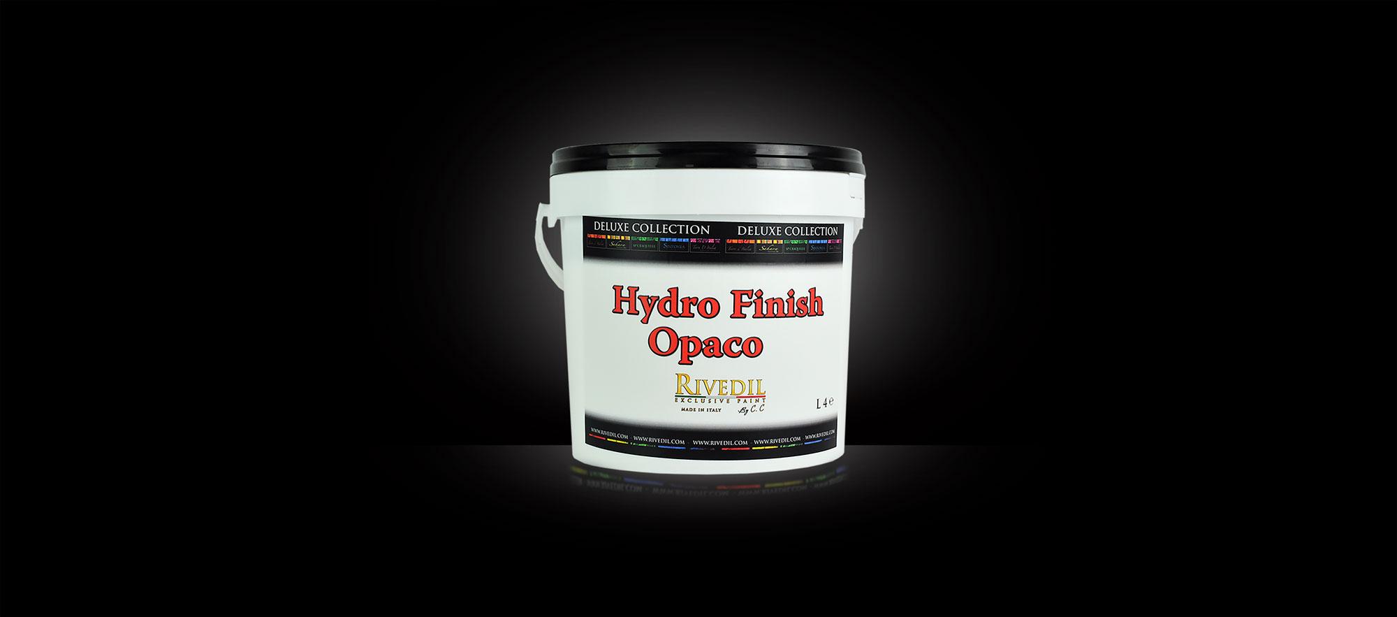 Secchio Hydro Finish Opaco