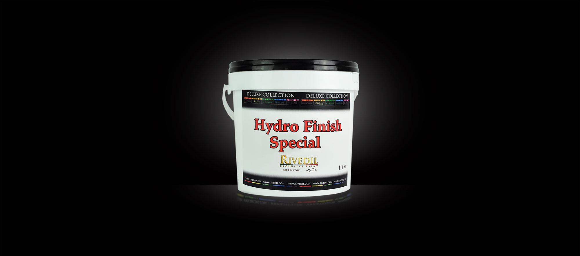 Secchio Hydro Finish Special